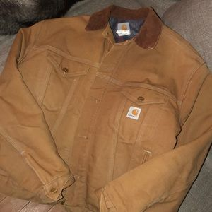 Carhartt Jacket Size 46 Regular